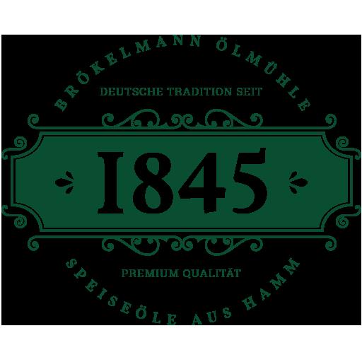 1845 Speiseöle aus Hamm Brökelmann Olmühle