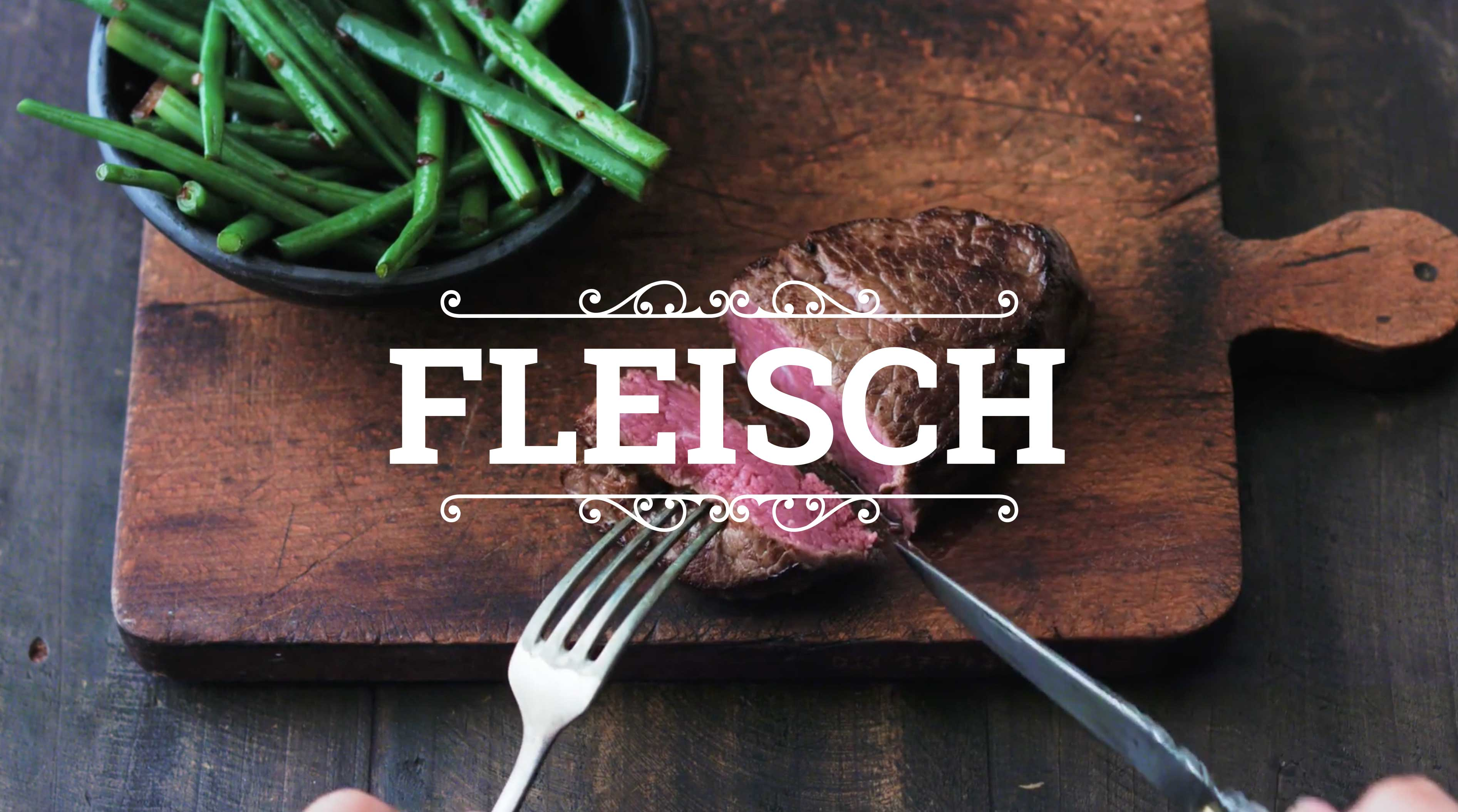 Fleisch Rezepte 1845 Öl