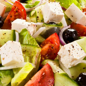 Griechischer Salat 1845 Rapsöl