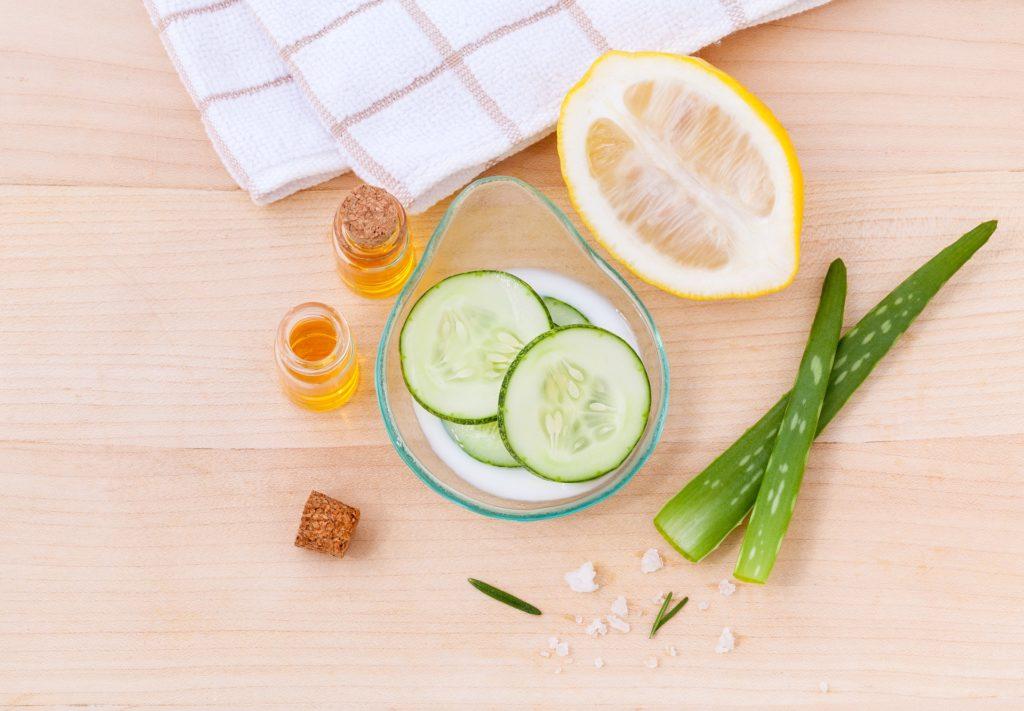 Natürliche Körperpflege mit pflanzlichen Ölen