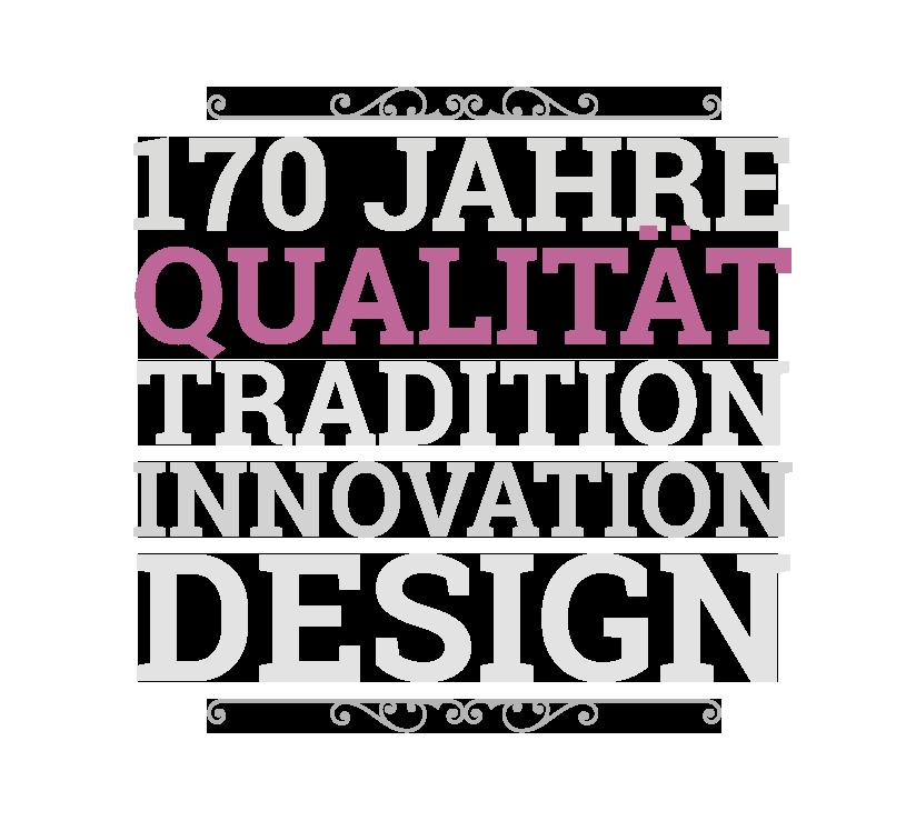 1845 Speiseöl 170 Jahre Qualität Tradition Innovation Design